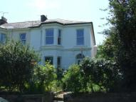 End of Terrace home for sale in Park Terrace, Falmouth...
