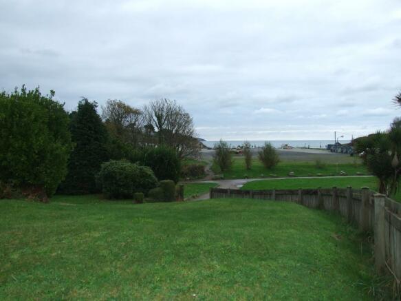 Sea Views from Garde