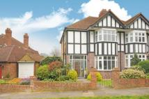 3 bed semi detached house for sale in Lakeside Drive, Bromley