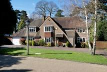 Detached house in Longdon Wood...
