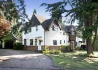 Detached house for sale in Farnborough Park