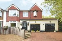 4 bed semi detached home in Cudham, Sevenoaks