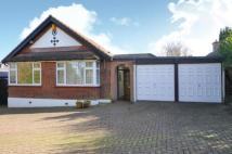 Bungalow in Keston