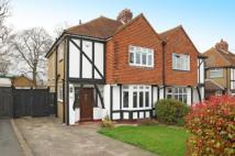 3 bedroom semi detached house for sale in Lakeside Drive, Bromley