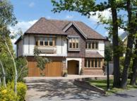 Detached house for sale in Hazel Grove...