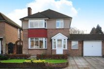 3 bed Detached house in Cheyne Close, Bromley