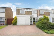 semi detached property in Hilborough Way...