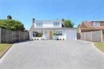 Detached house for sale in Cudham Lane North...