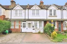 2 bed Terraced home in Cross Road, Bromley