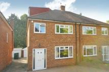 4 bedroom semi detached house in Bassetts Way, Orpington