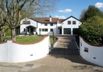 Detached home for sale in Crofton Avenue, Orpington