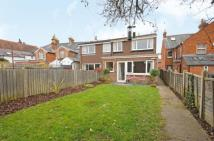 3 bed semi detached property in Farnham, Surrey