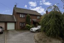Detached home in Rectory Lane, Kirton...