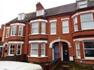 Terraced house in Gainsborough Road...