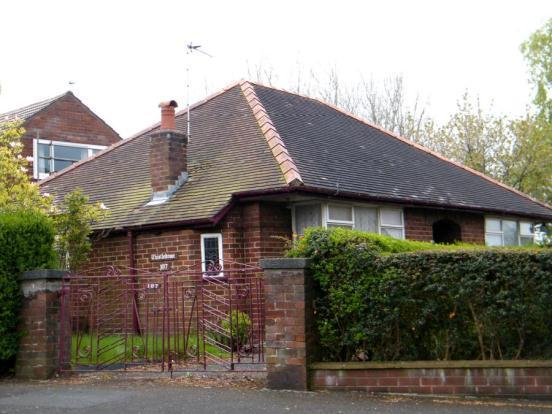2 bedroom bungalow for sale in Lytham Road, Fulwood ...
