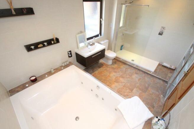 Luxury Bath/Shwr Rm