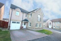 Detached home in Lochty Drive, Kinglassie...