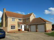 Detached home in White Clover Way, Hopton...