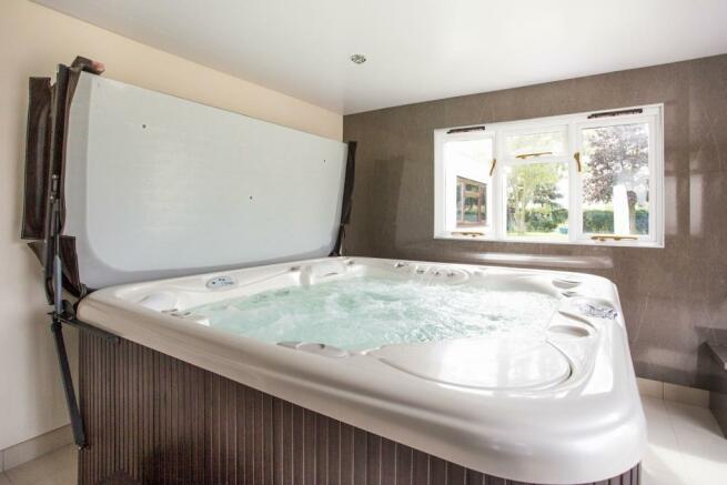 Jakuzzi/Spa Room