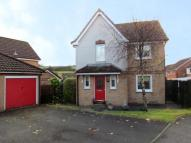 Detached home in Swallow Crescent...
