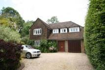Detached house in Bramley, Guildford...