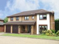 Detached home in Grieve Croft, Bothwell...