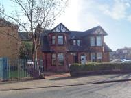 2 bed semi detached home in Hamilton Road...