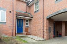 2 bedroom End of Terrace house in Munnings Close...