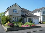 4 bed Detached house in Braid Avenue, Cardross...