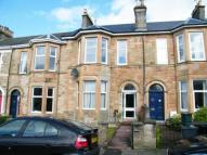 Terraced property in Craigendoran Avenue...