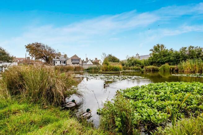 Rottingdean Pond