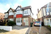 semi detached house for sale in St. Heliers Avenue, Hove...