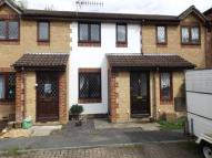 Terraced home for sale in Willow Drive, Marchwood...