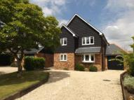 5 bed Detached property in Butts Ash Lane, Hythe...