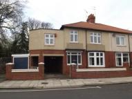 semi detached property for sale in Rosebery Crescent...