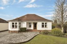 Bungalow in Cumnock Road, Mauchline...