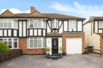 4 bed semi detached property for sale in New Malden