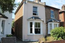 2 bedroom semi detached house in Kingston upon Thames