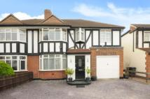 4 bed semi detached home for sale in New Malden