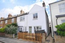End of Terrace house for sale in Kingston upon Thames