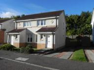 2 bed semi detached home for sale in Rosin Court, Kirkcaldy...