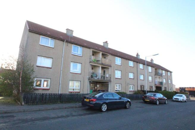 2 bedroom flat for sale in Fair Isle Road, Kirkcaldy, Fife, KY2