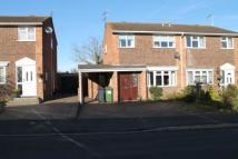 3 bedroom semi detached home for sale in Woodward Close, Whitnash...