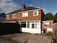 3 bedroom semi detached home for sale in Wanlip Lane, Birstall...