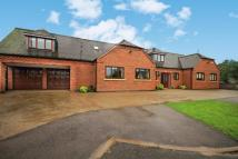 Detached home for sale in Vicarage Close...