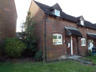 1 bed End of Terrace home for sale in Page Close, Baldock...