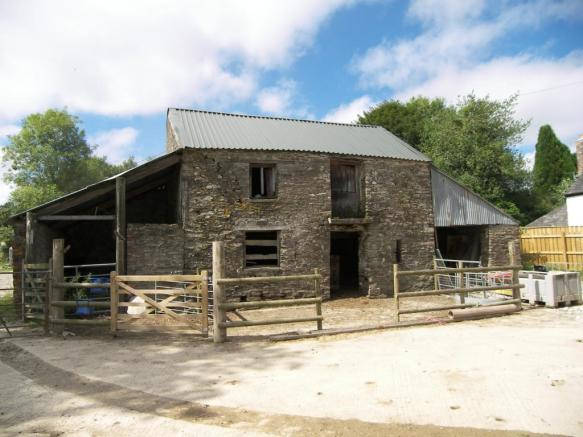 Barn Conversion For Sale In Herodsfoot Liskeard Cornwall