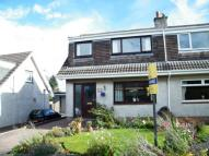 semi detached property in Westmuir Road...