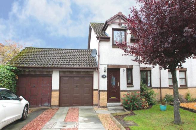 3 bedroom semi detached house for sale in bankton drive livingston west lothian eh54