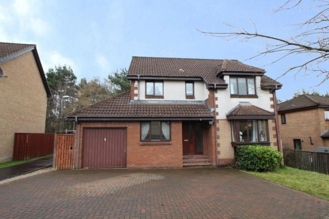 4 bedroom detached house for sale in lady place livingston west lothian eh54